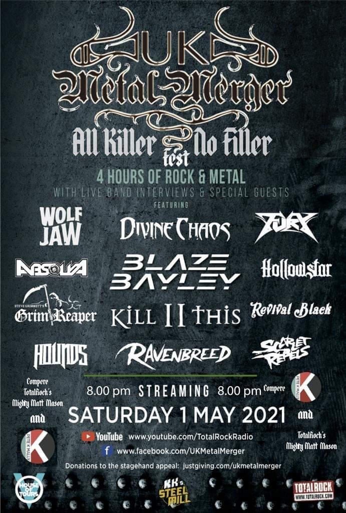 All Killer No Filler Metal Fest